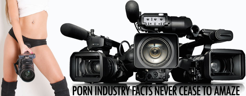 Porn industry facts you probably didn't knew