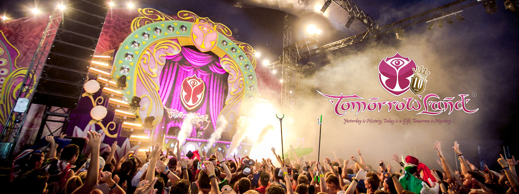 Are you getting ready for Tomorrowland this year?