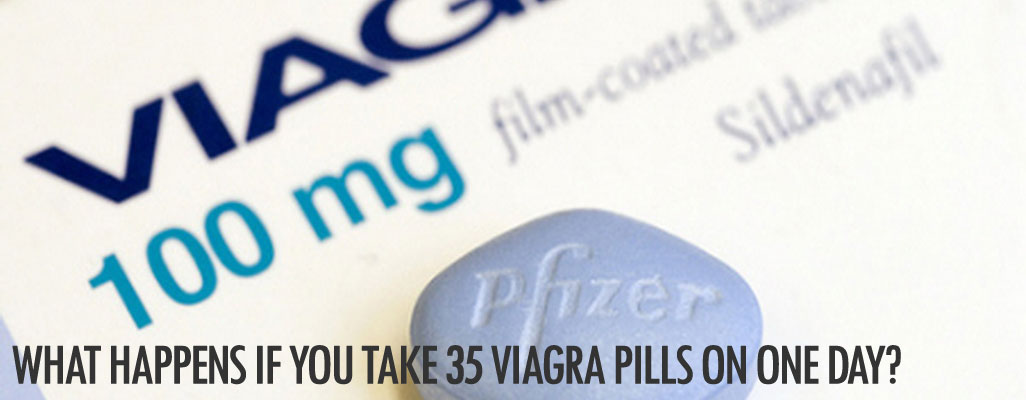 Results of 35 Viagra pills
